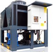 Air cooled chiller for outdoor installation - VHA