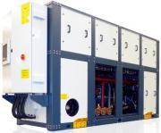 Water cooled chiller for indoor installation - VHH