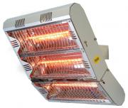 Electric infrared heater for large spaces - Hathor