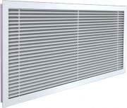 Supply and exhaust air grille ALWP-1 angle 30°