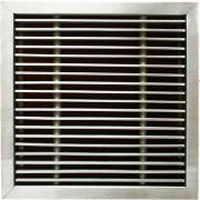 Floor grille KPWP-1 (stainless steel)