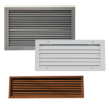 Air-flow grilles