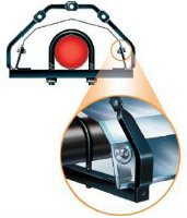 Vision radiant heaters constructions