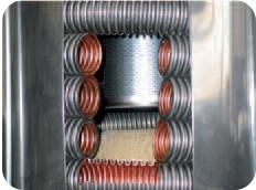 Caldaria heat exchanger